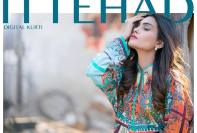 Ittehad Textiles Summer Digital Kurtis Collection 2016