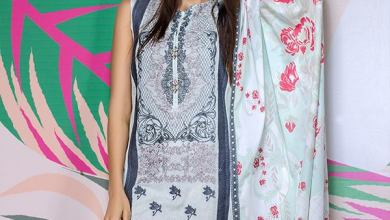 Khaadi Lawn 2 Piece Beautiful Baroque Collection 2016