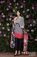 Khaadi Lawn 3 Piece Bold Impressions Summer Collection 16