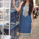 Khaadi Spring Season Two Piece Casual Wear 2016 4