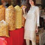 Khaadi Spring Season Two Piece Casual Wear 2016 6