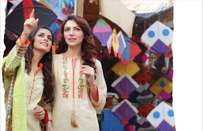 Khaadi Spring Season Two Piece Casual Wear