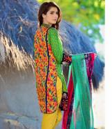 Libas Embroidered Lawn Shariq Textiles Collection 2016 4