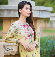 Libas Embroidered Lawn Shariq Textiles Collection 2016 7