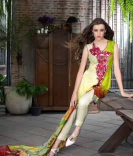 Mahnoor Embroidered Spring Summer Lawn Al Zohaib 2016 21
