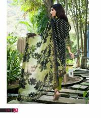 Mahnoor Embroidered Spring Summer Lawn Al Zohaib 2016 26