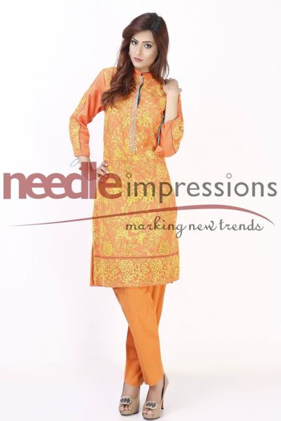 Ready To Wear Embroidered Spring Collection 2016 7