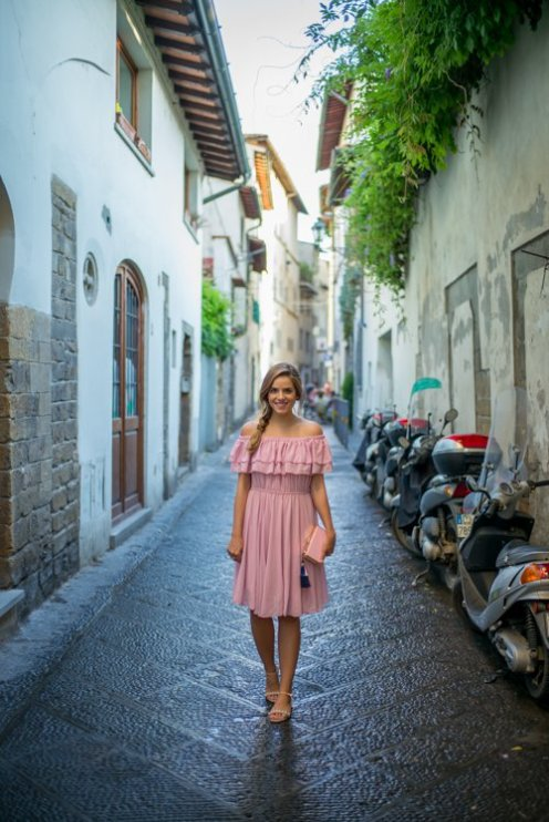 Ruffled Style Outfits For The Spring Season 2016 12