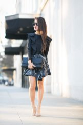 Ruffled style outfits