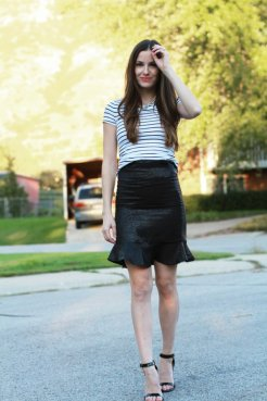 Ruffled Style Outfits For The Spring Season 2016 8