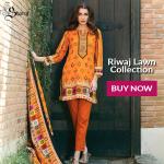 Shariq Textiles Riwaj Summer Lawn Collection 2016