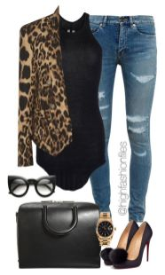 Stylish Spring Polyvore Outfits To Try This Season 3