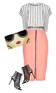 Stylish Spring polyvore outfits