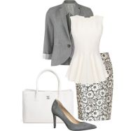 Stylish Spring Polyvore Outfits To Try This Season 9