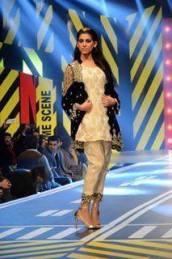 Syra Rizwan Runway Collection Party Wear 2016 4