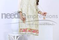 Unstitched Premium Embroidered Chiffon Collection 2016