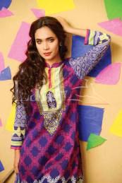 Classic Crinkle Lawn Casual Shalwar kameez Dresses 2016 13