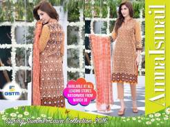 Embroidered Summer Lawn Dresses By Amna Ismail 2016 11