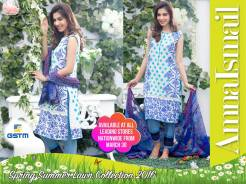 Embroidered Summer Lawn Dresses By Amna Ismail 2016 15