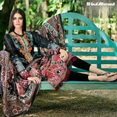Gul Ahmed Spring Summer Catalog 2016 11