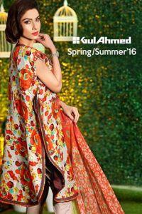 Gul Ahmed Spring Summer Catalog 2016 15