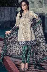 Maria B Summer Lawn Dresses Vol-1 2016 Collection 23