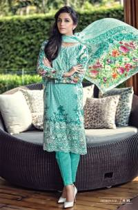 Maria B Summer Lawn Dresses Vol-1 2016 Collection 8