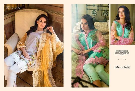Sobia Nazir Luxury Lawn Collection SS 2016 16