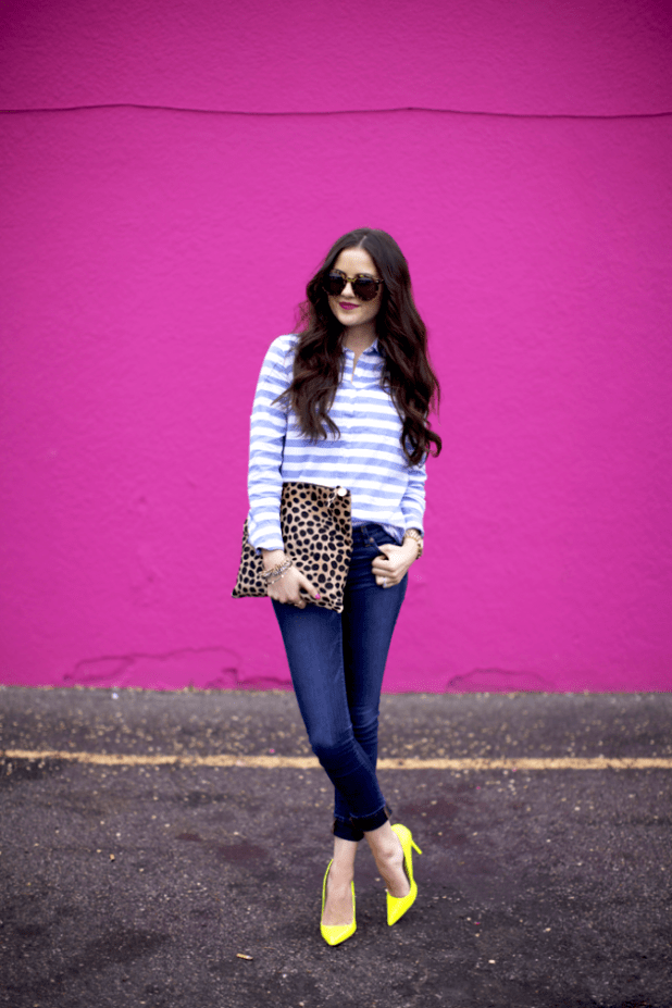 Striped Shirt Trend