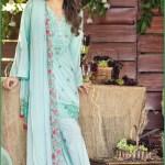 Alkaram Luxurious Lawn Shalwar Kameez Vol-2 2016 5