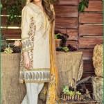 Alkaram Luxurious Lawn Shalwar Kameez Vol-2 2016 9