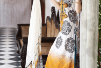 Embroidered Chiffon 3 Pcs Summer Collection