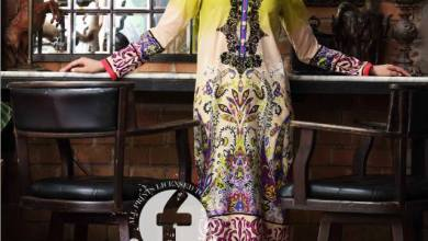 Embroidered Kurti Summer Collection By Firdous Fashion 2016