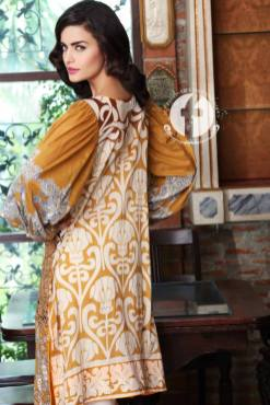 Embroidered Kurti Summer Collection By Firdous Fashion 2016 13