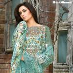 Gul Ahmed Chiffon Summer Collection Vol-2 2016 8