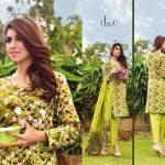 Jubilee Lawn Summer Shalwar Kameez Vol-2 2016 30