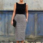 Long Pencil Skirt Summer Women Clothing Trend 5