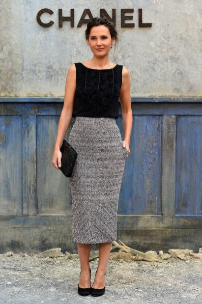 Long Pencil Skirt Summer Women Clothing Trend 5