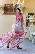 Nisha Lawn Summer Shalwar Kameez Vol-2 By Nishat Linen 2016