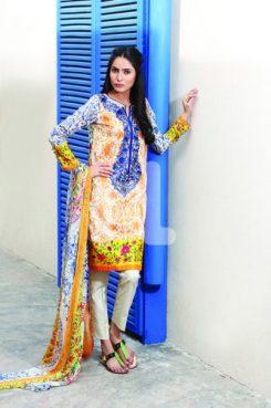 Nisha Lawn Summer Shalwar Kameez Vol-2 By Nishat Linen 2016 12