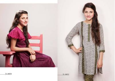 Sidra Fancy Teen Lawn Dresses Collection By Sitara 2016 11