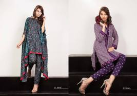 Sidra Fancy Teen Lawn Dresses Collection By Sitara 2016 4