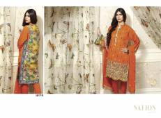 Swiss Lawn Party Wear Dresses Nation By Riaz Arts 2016 11