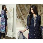 Swiss Lawn Party Wear Dresses Nation By Riaz Arts 2016 13