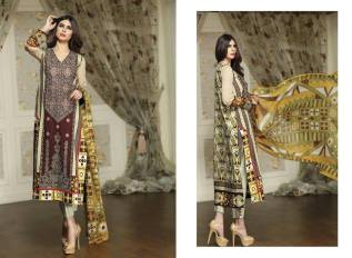 Swiss Lawn Party Wear Dresses Nation By Riaz Arts 2016 3