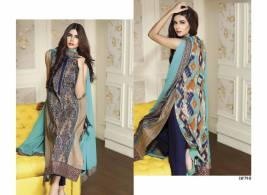 Swiss Lawn Party Wear Dresses Nation By Riaz Arts 2016 7