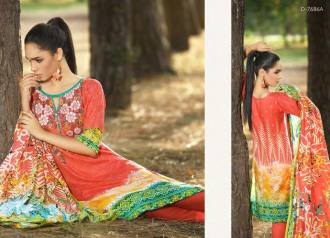 Firdous Lawn Eid Collection