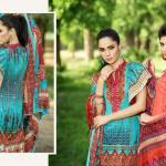Firdous Lawn Eid Collection Printed Dresses 2016 3