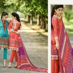 Firdous Lawn Eid Collection Printed Dresses 2016 4
