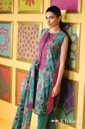 Flower Garden Khaadi Eid Collection Summer 2016